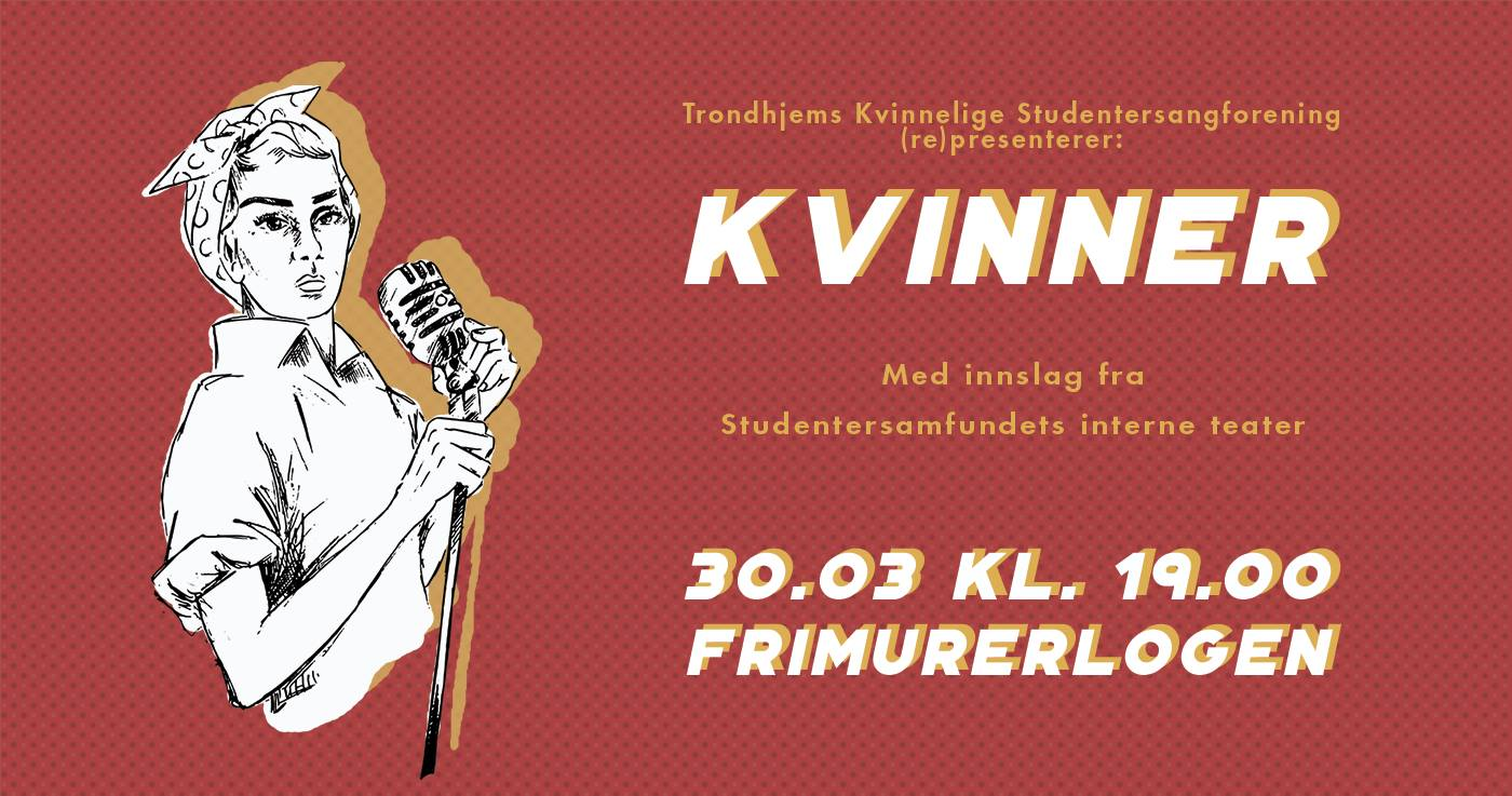 TKS (re)presenterer: Kvinner