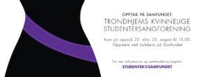 Layout ved Studentersamfundet i Trondhjem